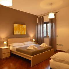 Отель Bed and Breakfast La Villa Бари комната для гостей