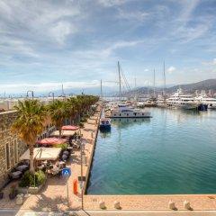 Отель Marina Place Resort Генуя пляж