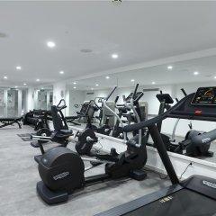 Hotel Mar Azul - Только для взрослых фитнесс-зал фото 2