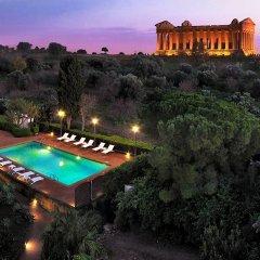Villa Athena Hotel Агридженто бассейн фото 3