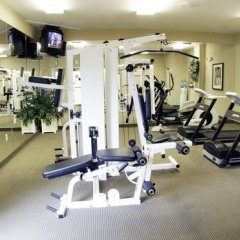 Отель Staybridge Suites Columbus-Airport фитнесс-зал фото 4
