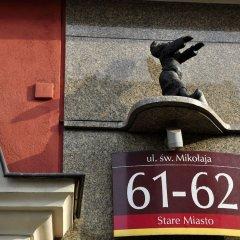 Отель SleepWalker Boutique Suites вид на фасад фото 2
