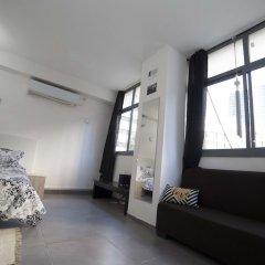 Апартаменты Boutique Studio Рамат-Ган комната для гостей фото 2