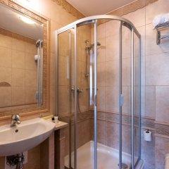 Отель Wloski Польша, Познань - отзывы, цены и фото номеров - забронировать отель Wloski онлайн ванная фото 2