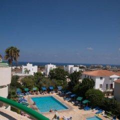 Отель Aparthotel Mandalena Кипр, Протарас - 4 отзыва об отеле, цены и фото номеров - забронировать отель Aparthotel Mandalena онлайн балкон