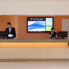 Отель Turim Estrela do Vau Hotel Португалия, Портимао - отзывы, цены и фото номеров - забронировать отель Turim Estrela do Vau Hotel онлайн интерьер отеля фото 2