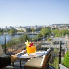 Hotel Opera Zurich балкон