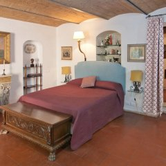 Апартаменты Rental in Rome Arco Ciambella Studio Рим комната для гостей фото 5