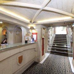 Отель Golden Tulip De Paris Канны интерьер отеля