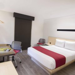 Отель City Express La Raza Мехико комната для гостей фото 2