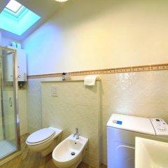 Отель Casa Vacanze La Portella Италия, Фонди - отзывы, цены и фото номеров - забронировать отель Casa Vacanze La Portella онлайн ванная
