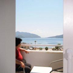 Отель Gold Kaya Otel Мармарис балкон