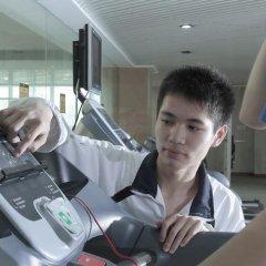 KB Hotel Qingyuan фитнесс-зал