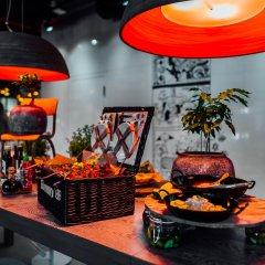 Отель Radisson Red Brussels Брюссель питание фото 3