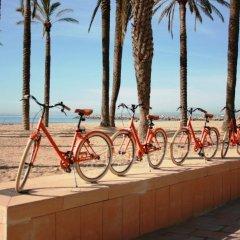 Отель Montecarlo Испания, Курорт Росес - 1 отзыв об отеле, цены и фото номеров - забронировать отель Montecarlo онлайн спортивное сооружение