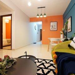 Апартаменты TaYu Apartment Zhujiang New Town Branch комната для гостей фото 4