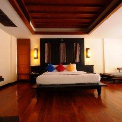 Отель Railay Bay Resort and Spa сейф в номере