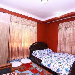Отель Kantipur Temple Homestay Непал, Катманду - отзывы, цены и фото номеров - забронировать отель Kantipur Temple Homestay онлайн комната для гостей фото 5