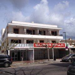 Отель Apartamentos YourHouse Alcudia парковка