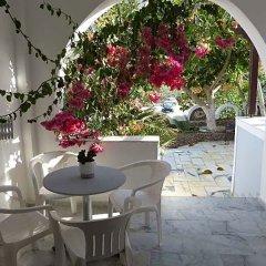 Отель Black Sand Hotel Греция, Остров Санторини - отзывы, цены и фото номеров - забронировать отель Black Sand Hotel онлайн балкон