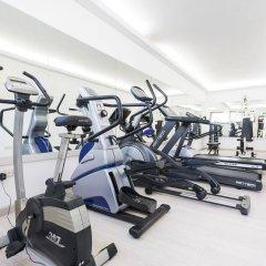 Hotel Cala Fornells фитнесс-зал