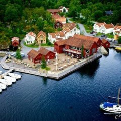 Отель Farsund Resort бассейн