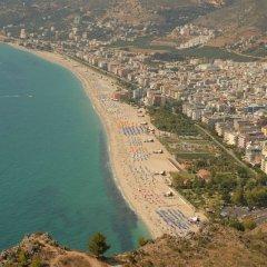Aydin Apart Otel Турция, Аланья - отзывы, цены и фото номеров - забронировать отель Aydin Apart Otel онлайн пляж