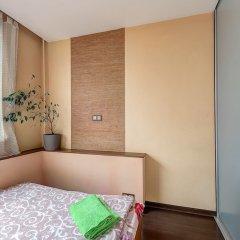 Апартаменты Domumetro Apartment on Varshavskoye комната для гостей фото 4