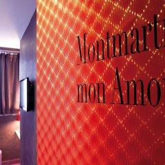 Hotel Montmartre Mon Amour сауна