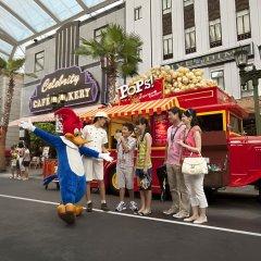Отель Resorts World Sentosa - Beach Villas спа