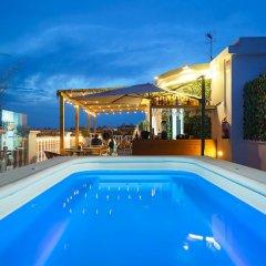 Отель Blanq Carmen Hotel Испания, Валенсия - отзывы, цены и фото номеров - забронировать отель Blanq Carmen Hotel онлайн бассейн фото 3