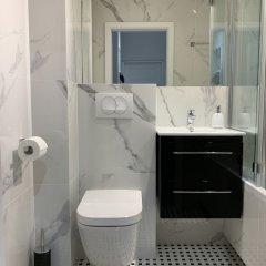 Отель P&O Apartments Bialobrzeska 2 Польша, Варшава - отзывы, цены и фото номеров - забронировать отель P&O Apartments Bialobrzeska 2 онлайн ванная фото 2