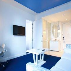 Отель NoMo SoHo 4* Стандартный номер с различными типами кроватей