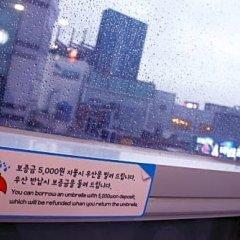 Отель Ekonomy Guesthouse Haeundae городской автобус