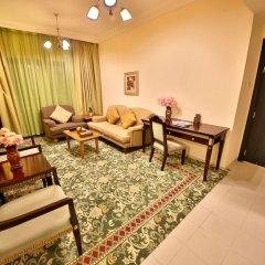 Отель Midtown Furnished Apartments ОАЭ, Аджман - отзывы, цены и фото номеров - забронировать отель Midtown Furnished Apartments онлайн комната для гостей фото 3