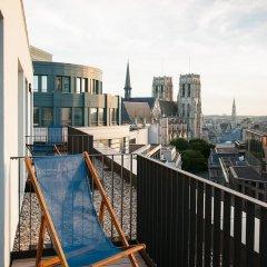 Hotel Motel One Brussels балкон