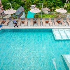 Отель Zenseana Resort & Spa бассейн фото 2