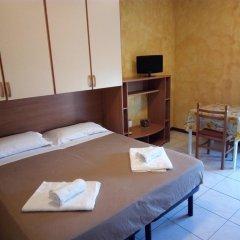 Отель Residence Maryel Италия, Римини - отзывы, цены и фото номеров - забронировать отель Residence Maryel онлайн комната для гостей фото 3