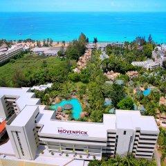 Отель Movenpick Resort & Spa Karon Beach Phuket Таиланд, Пхукет - 4 отзыва об отеле, цены и фото номеров - забронировать отель Movenpick Resort & Spa Karon Beach Phuket онлайн пляж