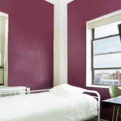 Отель Harlem YMCA США, Нью-Йорк - 2 отзыва об отеле, цены и фото номеров - забронировать отель Harlem YMCA онлайн комната для гостей фото 4