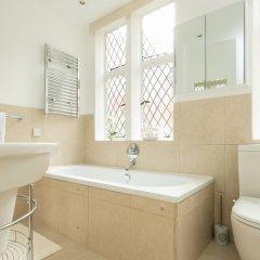 Апартаменты CDP Apartments Kensington Лондон ванная
