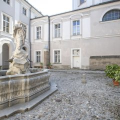 Отель Gästehaus Im Priesterseminar Salzburg Зальцбург фото 9