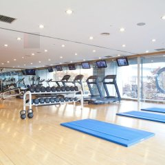 Отель Orakai Insadong Suites Южная Корея, Сеул - отзывы, цены и фото номеров - забронировать отель Orakai Insadong Suites онлайн фитнесс-зал фото 4