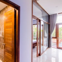 Отель Green World Hoi An Villa Вьетнам, Хойан - отзывы, цены и фото номеров - забронировать отель Green World Hoi An Villa онлайн балкон