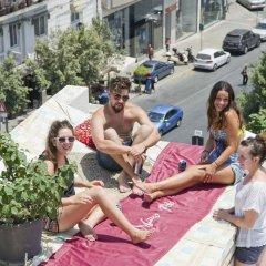 Отель Marco Polo Hostel Мальта, Сан Джулианс - отзывы, цены и фото номеров - забронировать отель Marco Polo Hostel онлайн бассейн