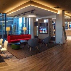 Отель Holiday Inn Prague Airport Чехия, Прага - 3 отзыва об отеле, цены и фото номеров - забронировать отель Holiday Inn Prague Airport онлайн интерьер отеля фото 3
