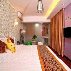 Отель Xiamen Cicadas Sleeping Inn Китай, Сямынь - отзывы, цены и фото номеров - забронировать отель Xiamen Cicadas Sleeping Inn онлайн комната для гостей