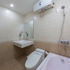 Апартаменты Granda Quan Hoa Apartment ванная фото 2