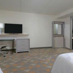 Отель Holiday Inn Raleigh Durham Airport удобства в номере фото 2