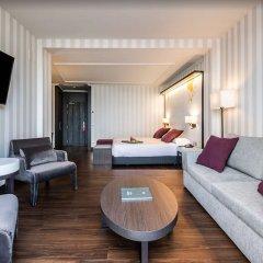 Отель Intur Palacio San Martin Испания, Мадрид - 3 отзыва об отеле, цены и фото номеров - забронировать отель Intur Palacio San Martin онлайн комната для гостей фото 4